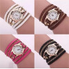 Kit Revenda 10 Relógios Femininos Bracelete Vintage Atacado com frete grátis