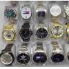 Kit C/ 10 Relógios Masculinos Aço Atacado + Caixas E Bateria frete grátis