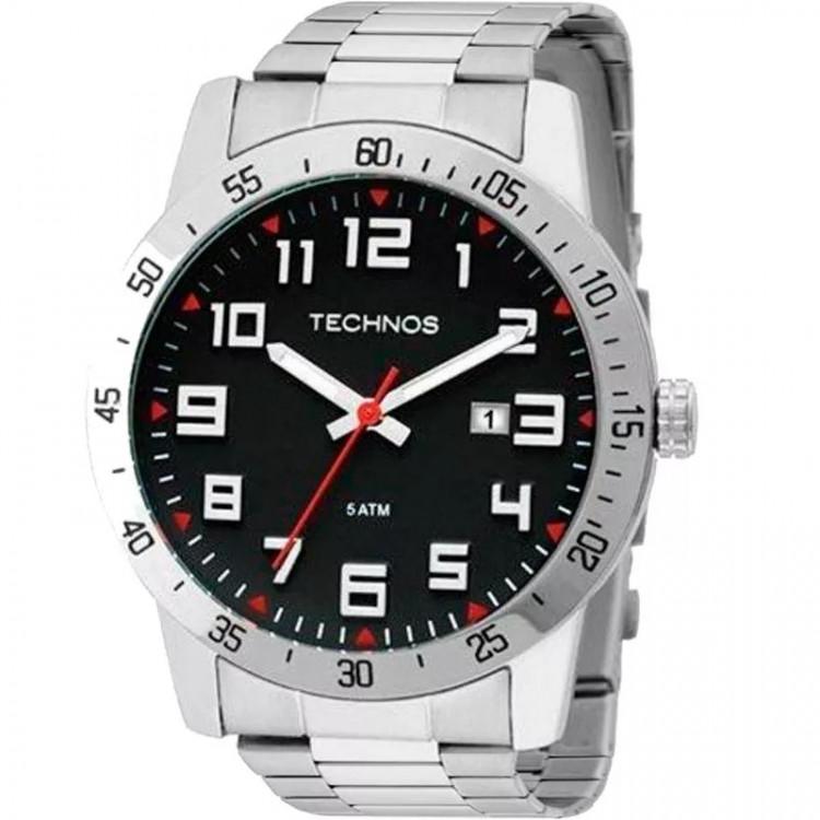 Relógio Technos Masculino Militar 2115mli/1p com frete grátis