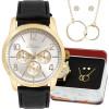 Kit Relógio Condor Feminino Com Colar E Brincos Co6p29il/k2k- frete grátis e garantia